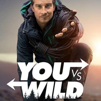 You vs. Wild: Netflixs New Interactive Series Lets You Control Bear Grylls [TRAILER]