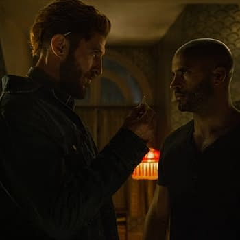 American Gods Season 2 Episode 7 Treasure of the Sun: Mad Sweeneys Final Battle [PREVIEW]