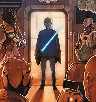 Greg Pak Phil Noto Take over Star Wars at Marvel in July