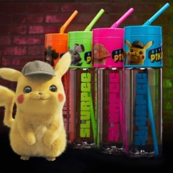 Pokémon Is Invading 7-Eleven With Detective Pikechu Stuff