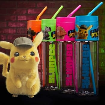 Pokémon Is Invading 7-Eleven With Detective Pikachu Stuff
