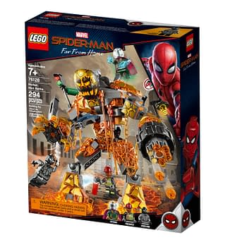 Three New Awesome Spider-Man: Far From Home LEGO Sets Officially Revealed