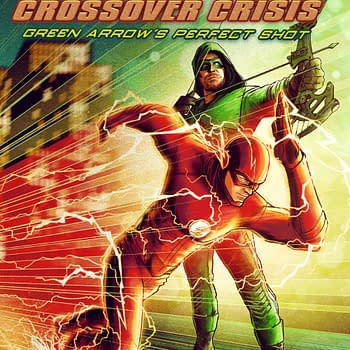 The Flash &#038 Arrow Bring Their Crossover Crisis to the Printed Page [BOOK EXCERPT]