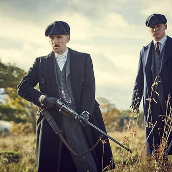 Peaky Blinders is Getting a VR Adaptation