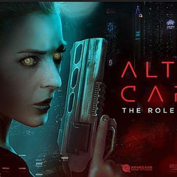 Hunters Entertainment Brings Altered Carbon to RPG Arena