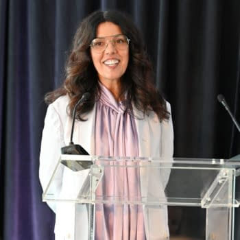 """The Walking Dead"": AMC's Sarah Barnett Comments on Georgia Abortion Ban"