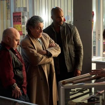 """'American Gods' Season 2, Episode 6 """"Donar the Great"""": Mr. Wednesday's Runes Need Fixin' [PREVIEW]"""