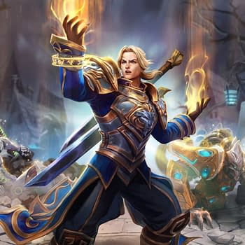Anduin Wrynn Joins Heroes Of The Storm in Latest Update