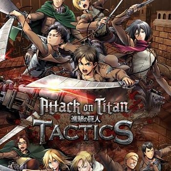 DeNA Games Announces a Western Release for Attack on Titan: Tactics