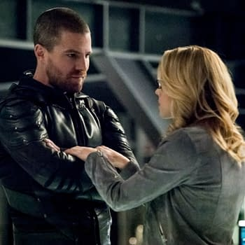 Arrow: Relax Olicity Fans &#8211 Marc Guggenheim is NOT Divorcing Oliver &#038 Felicity