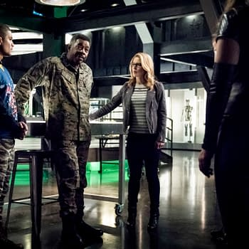 Arrow S07E19 Spartan: If Theres Someone Strange/In Star City/Who You Gonna Call [PREVIEW]