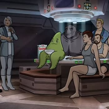 Archer: 1999 In Space No One Can Hear Sterling Scream&#8230For Scotch [TRAILER]