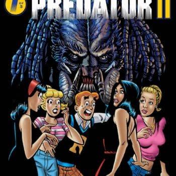 Alex de Campi and Robert Hack Make Meta-Commentary on Reboots for Archie vs. Predator Sequel
