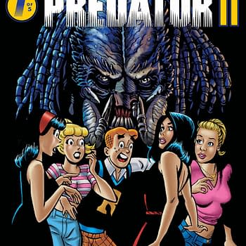 Alex de Campi and Robert Hack Meta-Commentate on Reboots for Archie vs. Predator Sequel