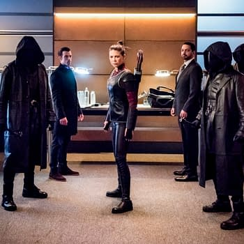Arrow Season 7 Episode 20 Confessions: There Can Be Only One (Half-Sister) [PREVIEW]