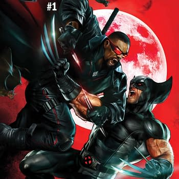 Wolverine Takes on Blade for Some Reason in Wolverine vs. Blade #1 This July