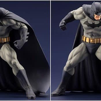Batman: Hush Statue Coming From Kotobukiya in Fall