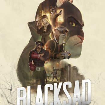 Blacksad: Under the Skin Receieves A September Release Date
