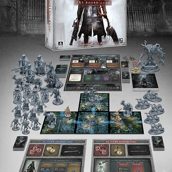 Bloodborne: The Board Game Set to Break $1000000 in First 24 Hours