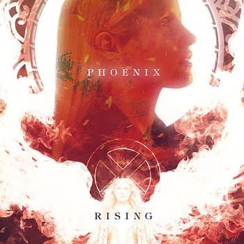 BossLogics New Dark Phoenix Poster is GORGEOUS