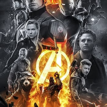 Avengers: Endgame Officially Rated PG-13