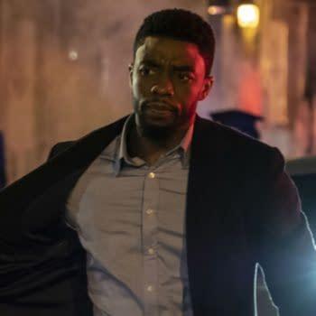 '21 Bridges' Trailer Chadwick Boseman Puts NY on Lockdown in Russos' Crime Thriller