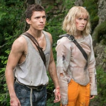 """That Tom Holland, Daisy Ridley Film 'Chaos Walking' """"Deemed Unreleasable"""""""