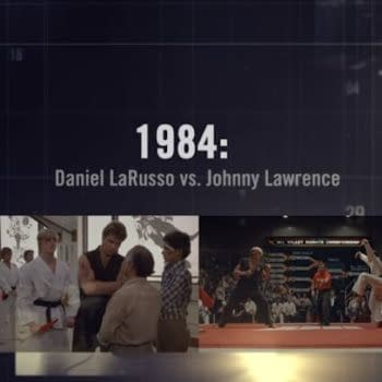 'Cobra Kai' 30 for 30: Where Were You... When Johnny Lawrence... Swept His Future's Leg? [VIDEO]