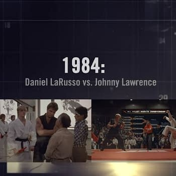 Cobra Kai 30 for 30: Where Were You&#8230 When Johnny Lawrence&#8230 Swept His Futures Leg [VIDEO]