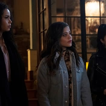 """'Charmed' Season 1, Episode 19 """"Source Material"""": Things Are Starting to Get a Little """"Harry"""" [PREVIEW]"""