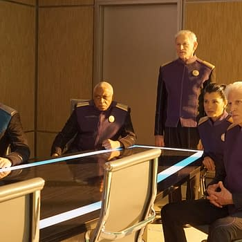 The Orville Season 2 Episode 12 Sanctuary Review: A Fight Between Existence and Tradition [SPOILERS]