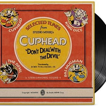 Cuphead is Coming to Vinyl as Studio MDHR Collaborates With iam8bit