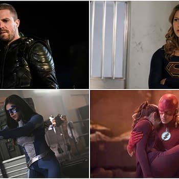 Arrow The Flash and Supergirl: Learn Why Stephen Amell Grant Gustin Melissa Benoist and Nicole Maines Were Cast