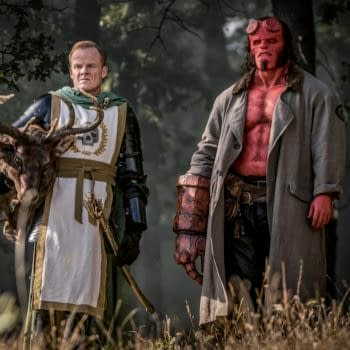 Not Sure if Monty Python or 'Hellboy': 4 New Images