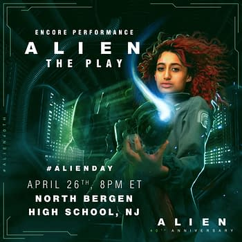 High School Drama Production of Alien Continuation Set for Alien Day April 26th