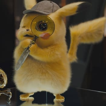 A Little Behind-The-Scenes Look at Pokémon: Detective Pikachu