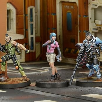 Corvus Belli May Releases: Knauf Patsy and a BIG Golem