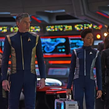 Star Trek: Discovery Season 2 Finale Part 1: Such Sweet Sorrow Gets to the Heart Of It [SPOILER REVIEW]