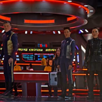 """""""Star Trek"""" Set to Beam Down to Hall H at San Diego Comic-Con"""