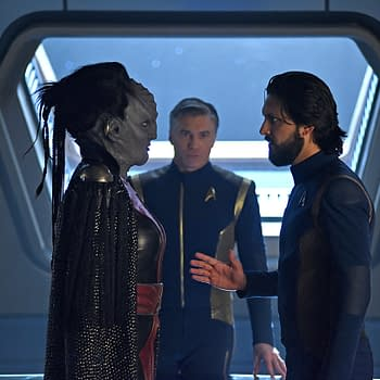Star Trek: Discovery Season 2 Episode 12 Preview &#8211 A Walk Through the Valley of Shadows