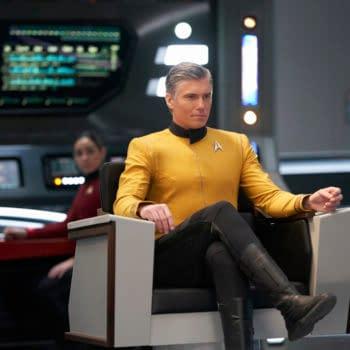 Star Trek: Strange New Worlds: Anson Mount Marks S01 Main Filming Wrap