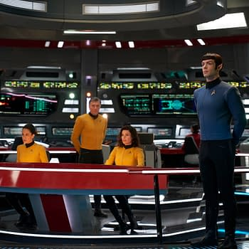 Star Trek: Strange New Worlds Team Ready to Get Back to Basics