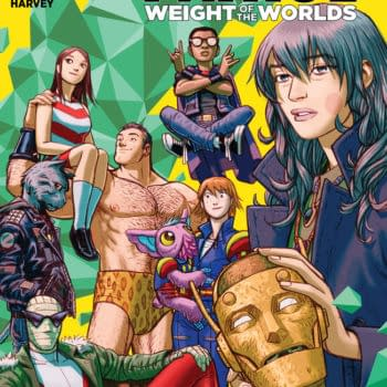Gerard Way's Young Animal Returns in July with Doom Patrol and 2 New Series