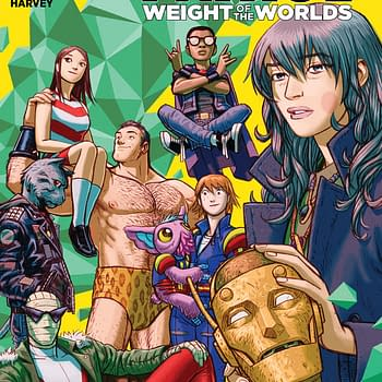 Gerard Ways Young Animal Returns in July with Doom Patrol Plus 2 New Series