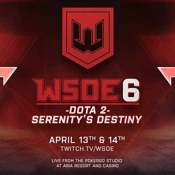 Dota 2 Returns for World Showdown of Esports 6