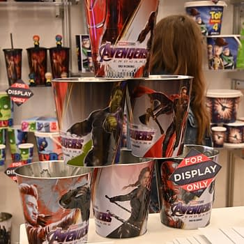 CinemaCon: First Looks at Avengers: Endgame Dark Phoenix Toy Story 4 Merch Coming to Theaters