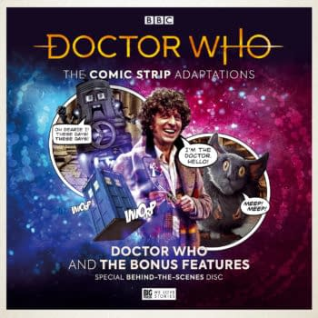 Doctor Who: The Comic Strip Adaptations are Gloriously Bonkers