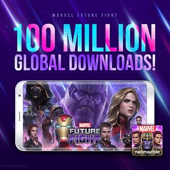 Marvel Future Fight has Hit 100 Million Downloads Worldwide