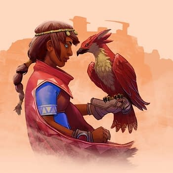 Falcon Age Receives a Launch Trailer for PS4 and PSVR