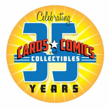 Cards, Comics & Collectibles of Baltimore Celebrates 35 Years With Free Comic Book Day